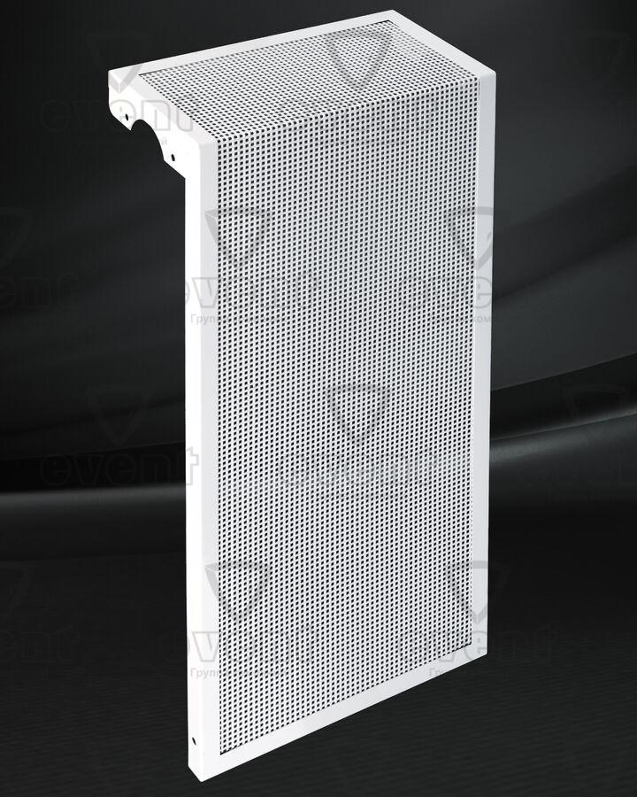 Экран для радиатора перфорированный