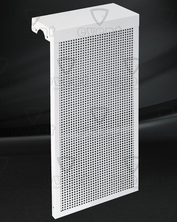 Экран для радиатора перфорированный с глухим верхом