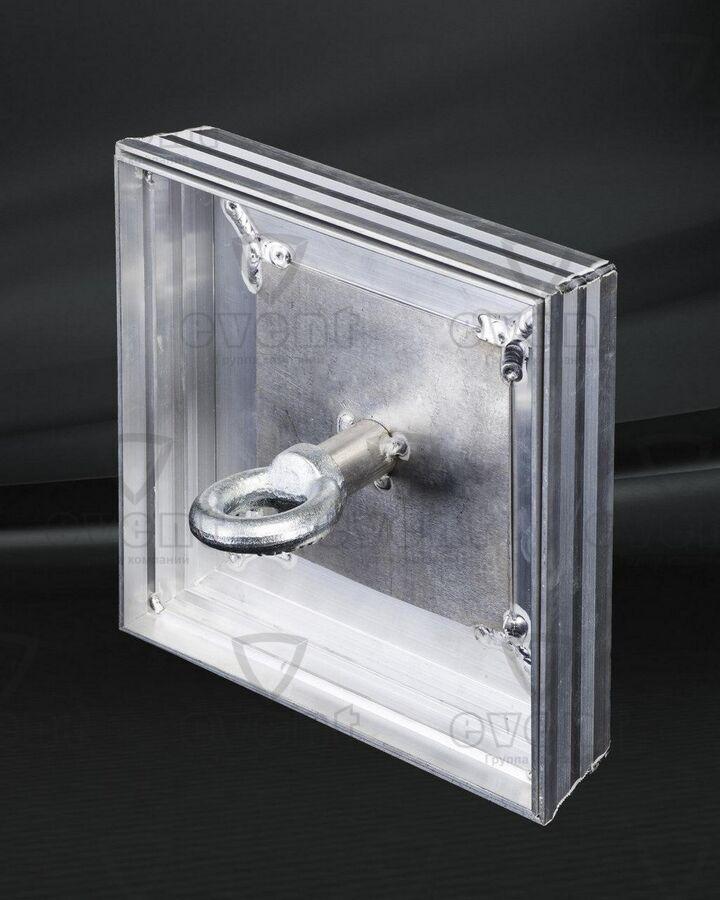 Люк напольный алюминиевый Event ЛНА
