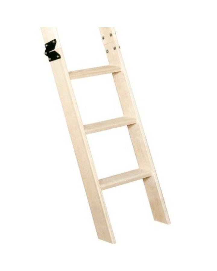 Секция для деревянных лестниц