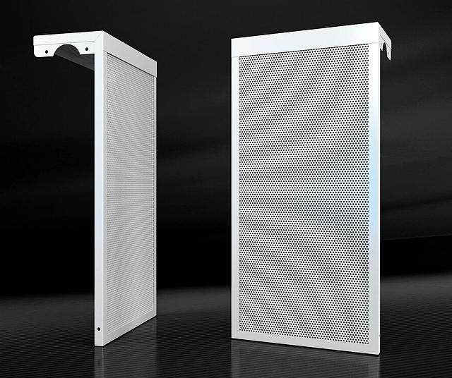 Радиаторные экраны